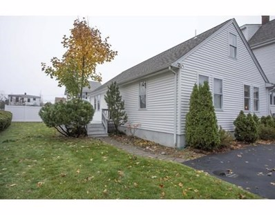 16 River St UNIT 16, Quincy, MA 02169 - MLS#: 72421964