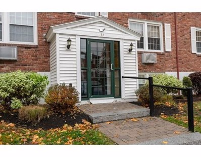 37 Holten UNIT 5, Danvers, MA 01923 - MLS#: 72422001