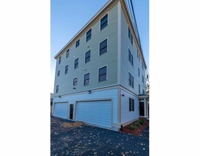 10 Allen Court UNIT 4, Somerville, MA 02143 - MLS#: 72422204
