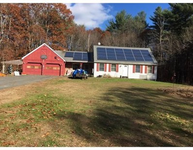 134 Queen Lake Road, Templeton, MA 01468 - MLS#: 72422252