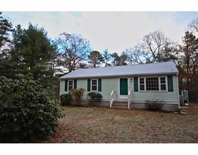 143 Carver Rd, Plymouth, MA 02360 - MLS#: 72422301