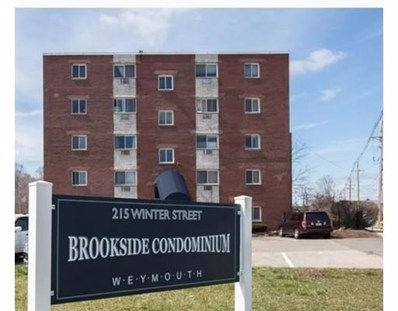 215 Winter St UNIT 4N, Weymouth, MA 02188 - MLS#: 72422373