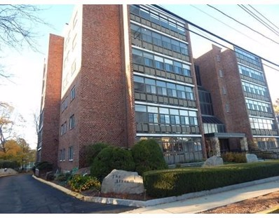 40 Greenleaf Street UNIT 602, Quincy, MA 02169 - MLS#: 72422419
