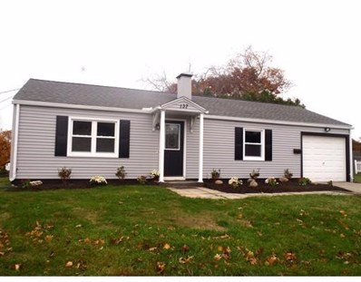 137 Acrebrook Drive, Chicopee, MA 01020 - MLS#: 72422929
