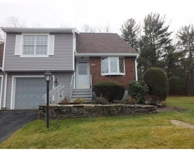 237 The Meadows UNIT 237, Enfield, CT 06082 - #: 72422945