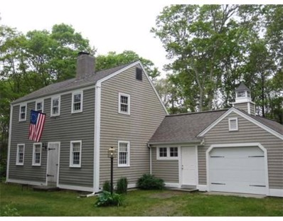 225 Quaker Meeting House Rd, Sandwich, MA 02537 - MLS#: 72423150
