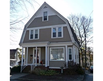 4 Fairfield Street, Haverhill, MA 01832 - MLS#: 72423237