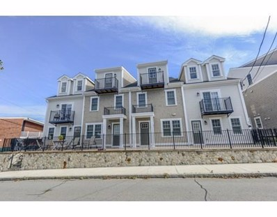 27 Howland St UNIT 6, Plymouth, MA 02360 - MLS#: 72423260