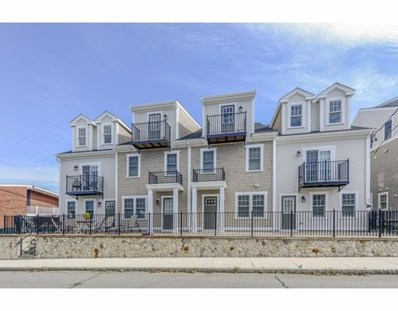 27 Howland St UNIT 8, Plymouth, MA 02360 - MLS#: 72423262