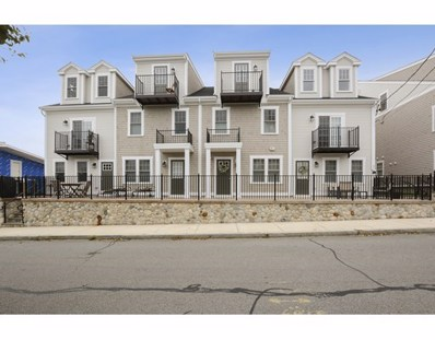 27 Howland St UNIT 7, Plymouth, MA 02360 - MLS#: 72423278