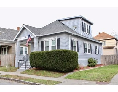 238 Reed St, New Bedford, MA 02740 - MLS#: 72423309