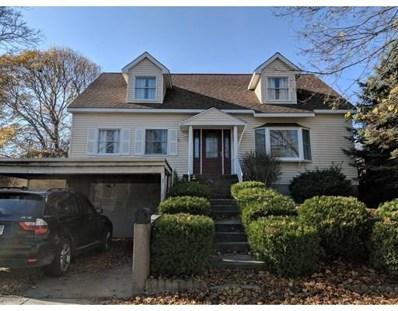 533 Hawes St, New Bedford, MA 02745 - MLS#: 72423621