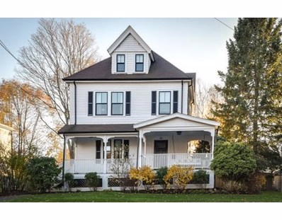 30 Woodbine St, Newton, MA 02466 - MLS#: 72423696