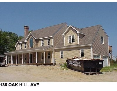 136 Oak Hill Ave, Seekonk, MA 02771 - MLS#: 72423699