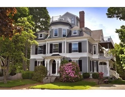 39 Broad Street UNIT 4, Newburyport, MA 01950 - MLS#: 72423958