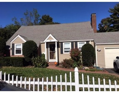 32 Kensington Rd, Weymouth, MA 02188 - MLS#: 72424090