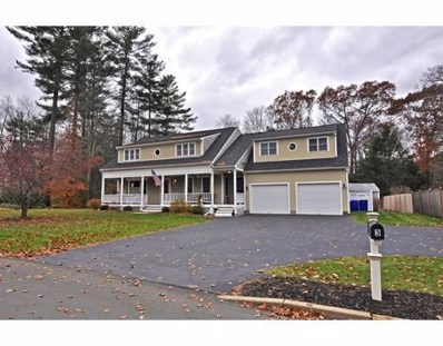 3 Wilkes Circle, Rockland, MA 02370 - MLS#: 72424138