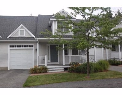 10 Charnstaffe Lane UNIT 204, Billerica, MA 01821 - MLS#: 72424155