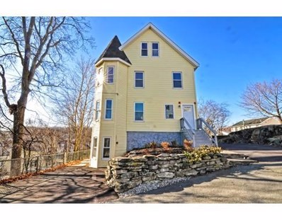 25 Sawyer Street UNIT 1, Malden, MA 02148 - MLS#: 72424185