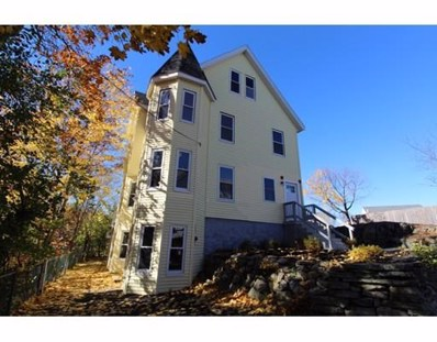25 Sawyer Street UNIT 3, Malden, MA 02148 - MLS#: 72424224