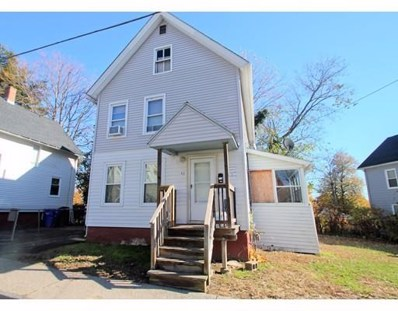 43 Clifton Ave, Springfield, MA 01109 - MLS#: 72424368