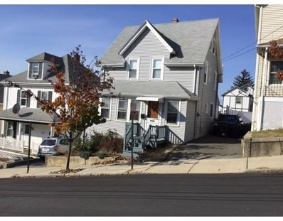 6 Russell St, Everett, MA 02149 - MLS#: 72424409