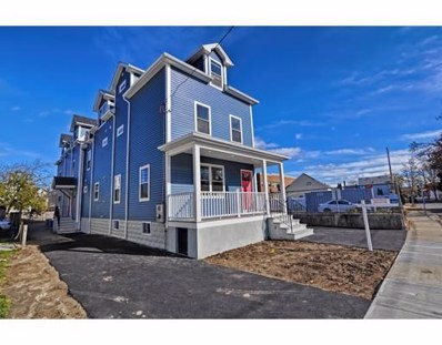 37 Thomas UNIT 2, Medford, MA 02155 - MLS#: 72424425