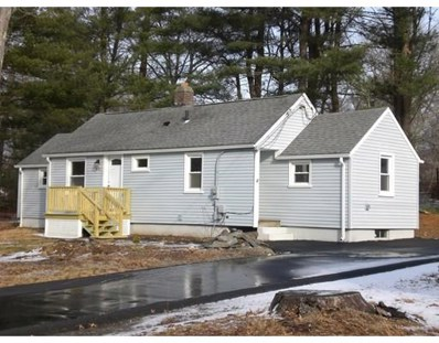 14 Woodland Drive, Oxford, MA 01540 - MLS#: 72424467