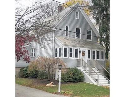 23 Cottage Place, Milton, MA 02186 - MLS#: 72424587