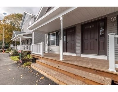 90 Sterling St UNIT B, West Boylston, MA 01583 - MLS#: 72424592