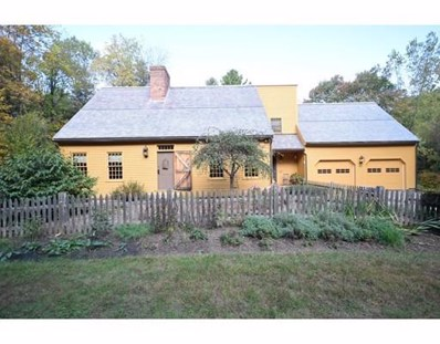 93 Old Colony Rd, Princeton, MA 01541 - #: 72424596