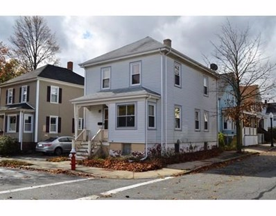 253 Brownell St, New Bedford, MA 02740 - MLS#: 72424772