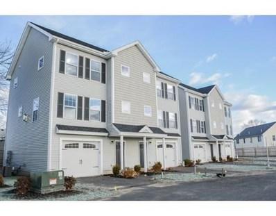 1400 Gorham Street UNIT 47, Lowell, MA 01852 - MLS#: 72424782