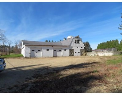 134 N Sturbridge Rd., Charlton, MA 01507 - MLS#: 72424824