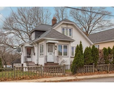 448 Baker St, Boston, MA 02132 - MLS#: 72424830