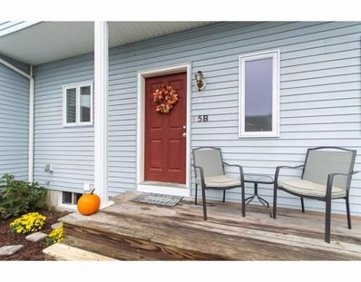2743 Cranberry Hwy UNIT 5B, Wareham, MA 02571 - MLS#: 72425004