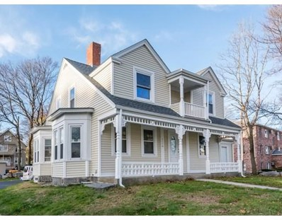 445 Granite St UNIT A, Quincy, MA 02169 - MLS#: 72425027