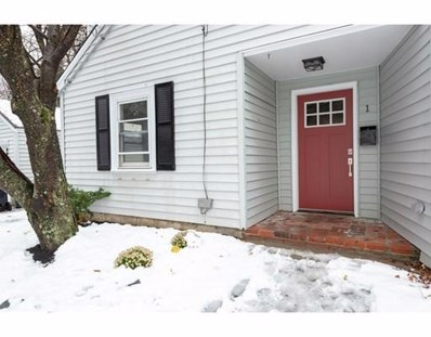 1 Spofford Ave, Georgetown, MA 01833 - MLS#: 72425052