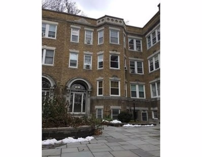 19 Westbourne Terrace UNIT 6, Brookline, MA 02446 - MLS#: 72425768