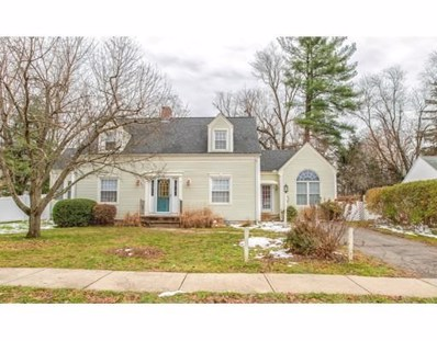 46 Northwood Ave, West Springfield, MA 01089 - MLS#: 72426197