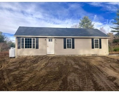 218 Dudley Southbridge Rd, Dudley, MA 01571 - MLS#: 72426346