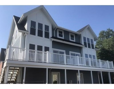 97 Atlantic UNIT 3, Quincy, MA 02171 - MLS#: 72426425