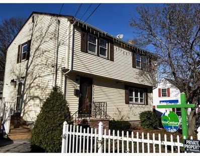 261 West St, Quincy, MA 02169 - MLS#: 72426452