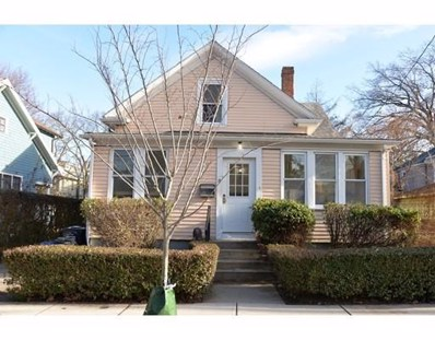 8 Corporal Burns, Cambridge, MA 02138 - MLS#: 72426467