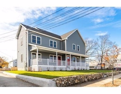 62 Swanton Street UNIT A, Winchester, MA 01890 - MLS#: 72426564