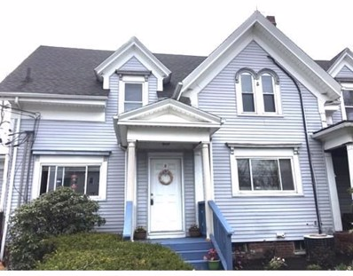 248 W Elm St UNIT 2, Brockton, MA 02301 - MLS#: 72426636