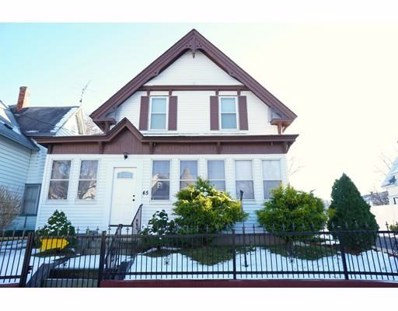 45 Abbott Street, Lawrence, MA 01843 - MLS#: 72426974