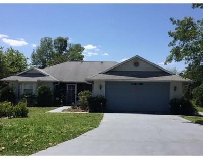 3884 N. Blazingstar Way, Beverly Hills, FL 34465 - MLS#: 72426978