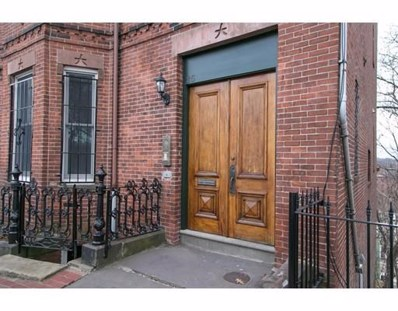 25 Beech Glen St UNIT 1, Boston, MA 02119 - MLS#: 72426985