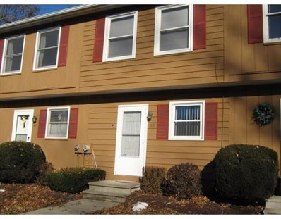 343 Chicopee Street UNIT 42, Chicopee, MA 01040 - MLS#: 72427029